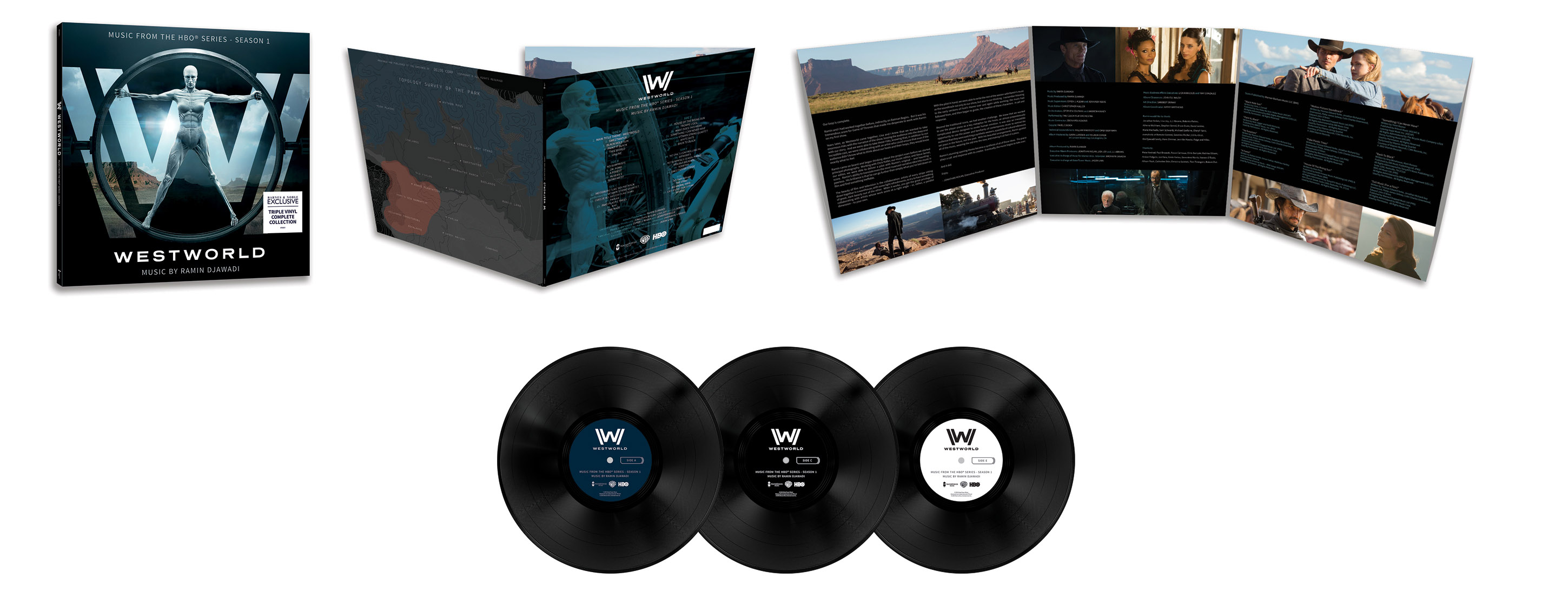 Westworld Soundtrack Now Available On Cd Now Available On