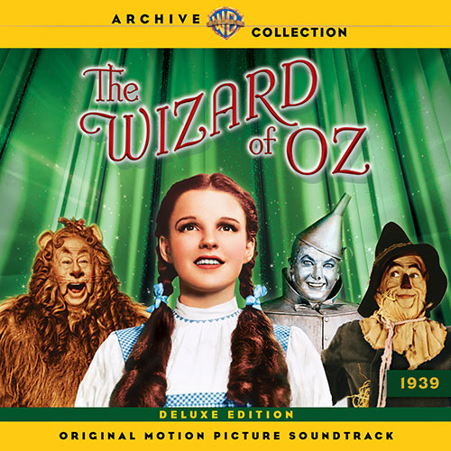 The Wizard Of Oz Original Motion Picture Soundtrack